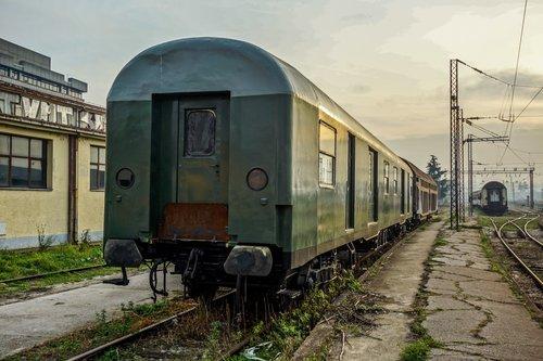 Despa Old train...