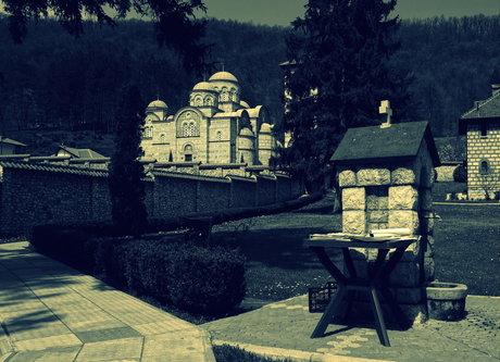 Despa Manastir Ćelije