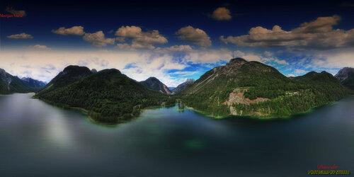 Disorder Lago del Predil