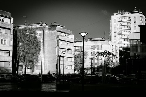DjGajic Grad posle kiše
