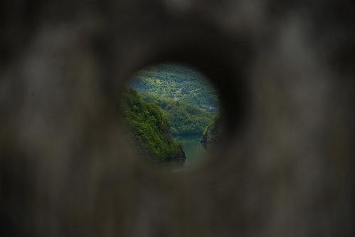 Djiki tamo gde se Lim uliva u Drinu