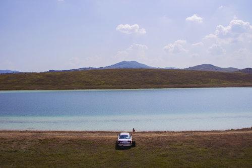 DjoleNomad Zminje jezero