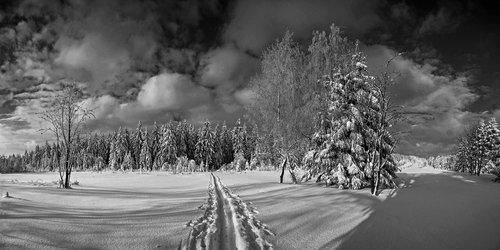 Drrado zima u Bavaskoj