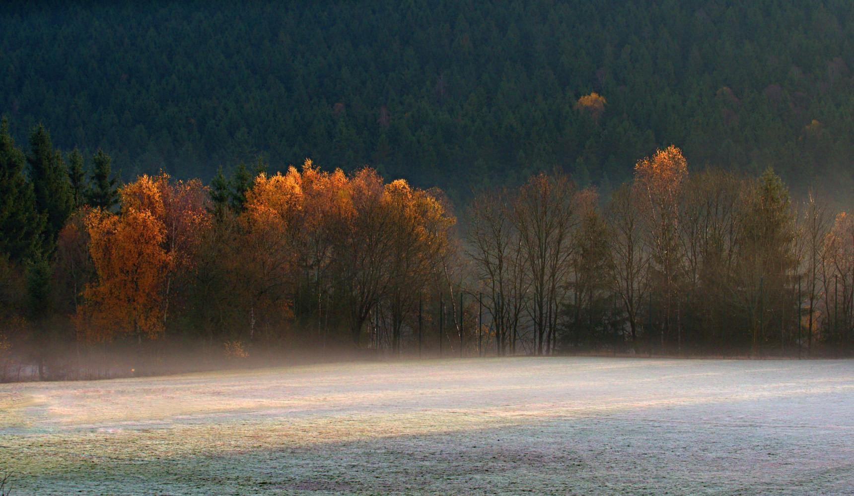 jesen na izmaku
