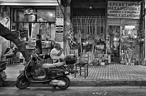 Drrado Krit street