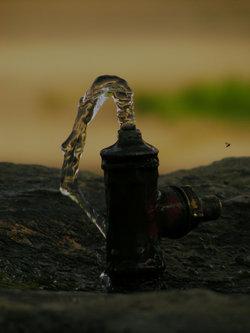 Dzonny splash fountain