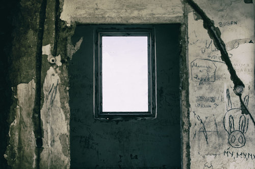 "EVPHOTO ""the window"""