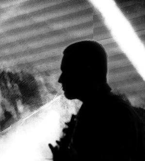 EVPHOTO shadow guitarist