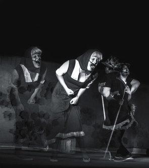 "EVPHOTO ""spirit of theater"""