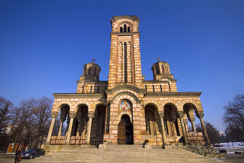 Fica_Bg Crkva Svetog Marka