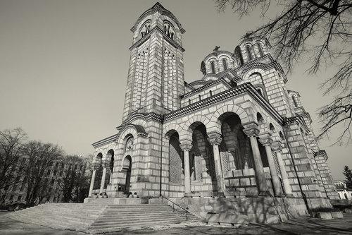 Fica_Bg Crkva Svetog Marka - Beograd