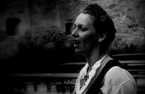 GoranKulezic Ethno lady II