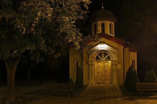 GoranKulezic Mala kapela lozničke crkve