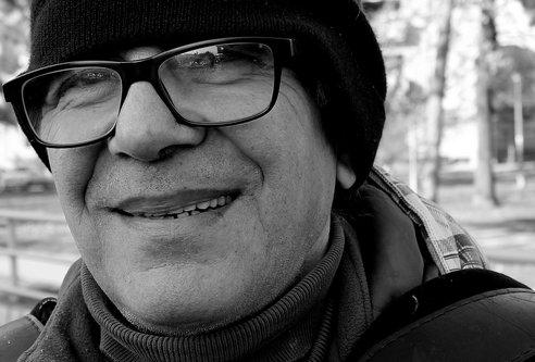 GoranKulezic Portret uličnog svirača