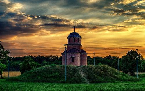 Grimasa Crkvica - Glogonjski rit