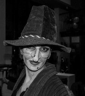 Grimasa Urbana veštica