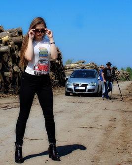 Grimasa Scena sa snimanja muzičkog spota
