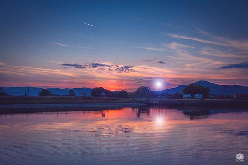 ISphoto Sunset