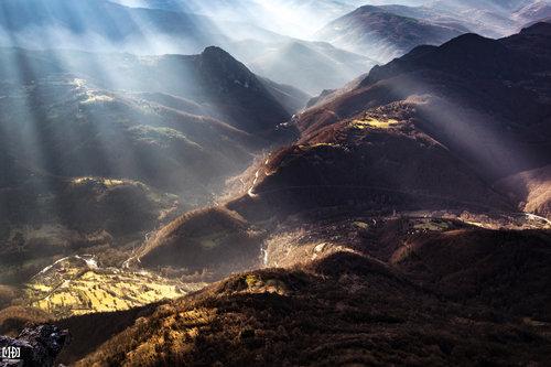 Igorche Greben planina