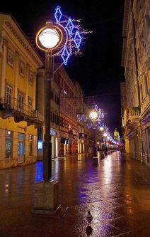 Irena Sam u  noći
