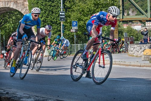 Jadranka51 U grupi (Tour of Croatia 2017.)