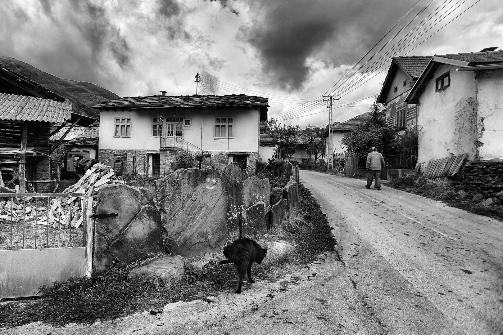 Život sela