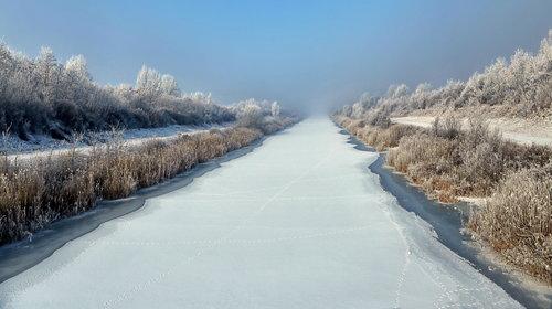 JanNS Dubina panonske zime