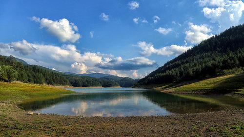 JanNS Na jezeru... zaovinskom