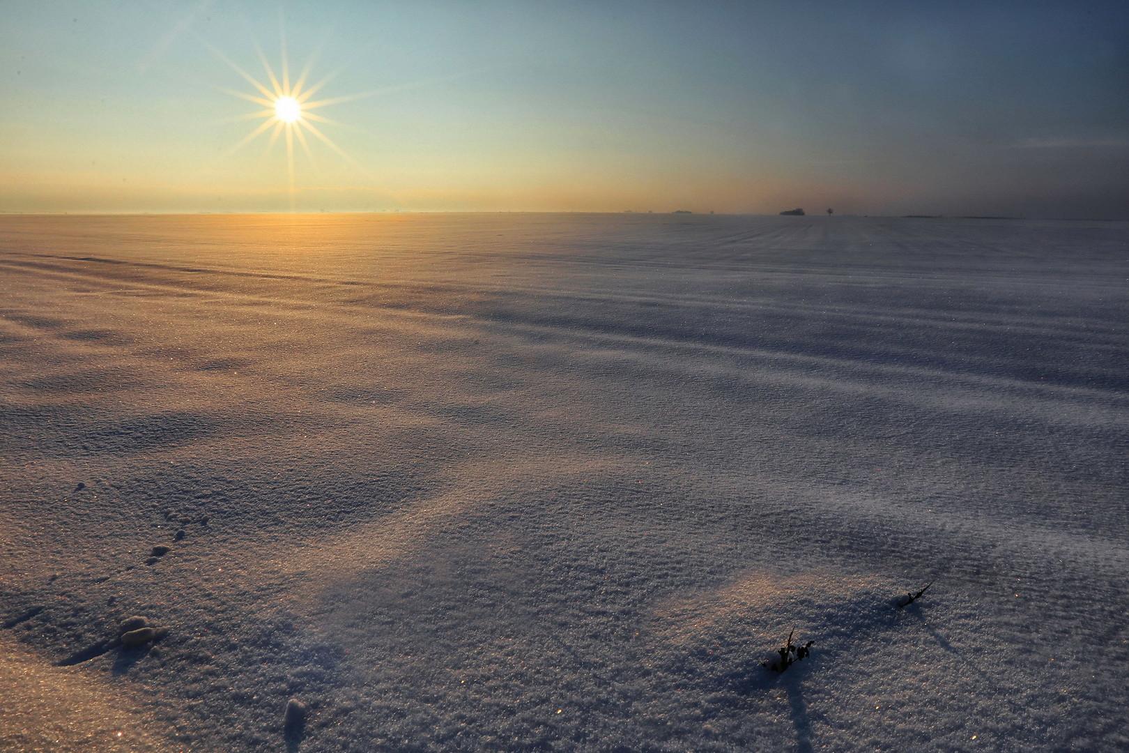 Ravna zima