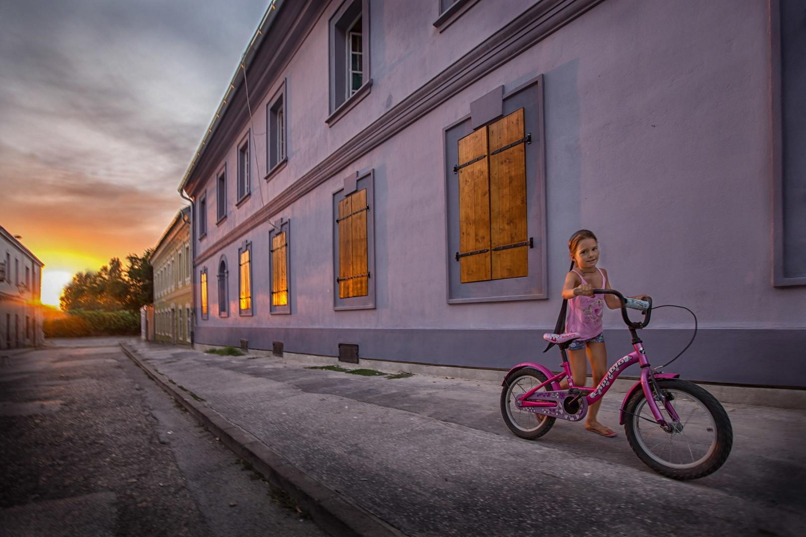 Život je... bicikl
