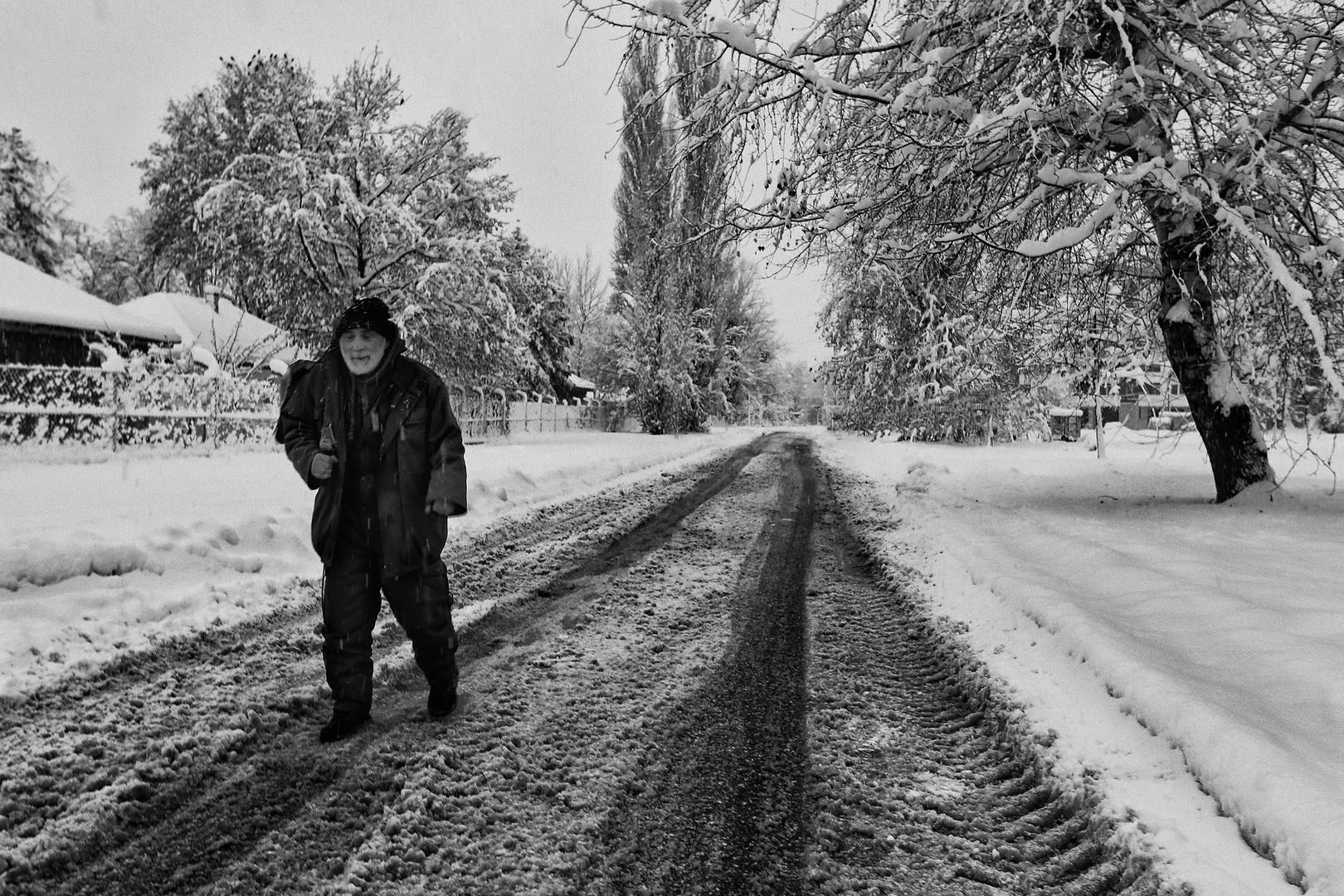 Stazama snežnim