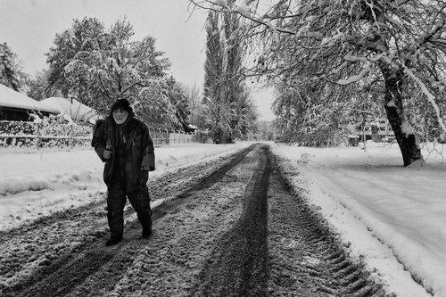 JanNS Stazama snežnim