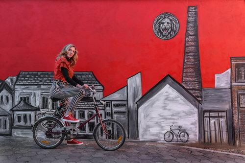 JanNS U Almaškom kraju... bicikli imaju