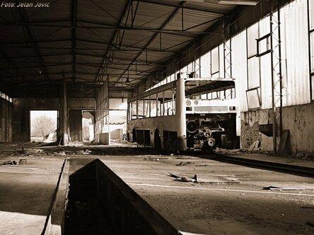 Jekisa Abandoned Bus Depot