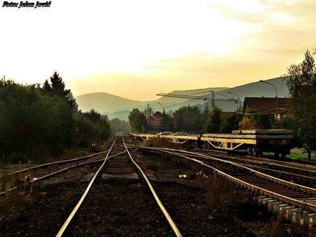 Jekisa Railway in Morning