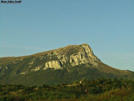 Jekisa Mountain