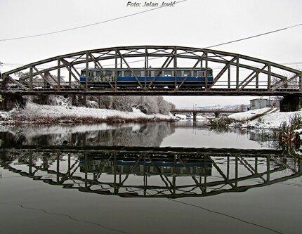 Jekisa Train Reflection