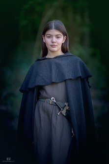 "Jordanac "" Arya Stark "" na srpski nacin..."