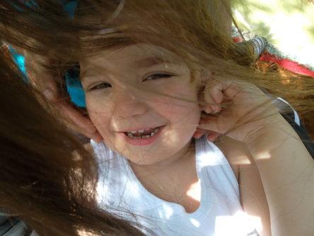 Julijana smile