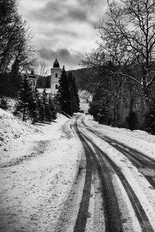 Kecalkoatl Fruškogorskim stazama zimi