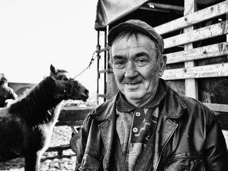 Kecalkoatl Trgovac konjima