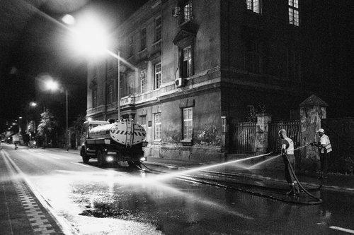 Kecalkoatl Letnja noc u gradu