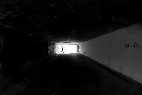 Klikonja Tunel Bluda