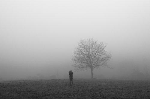 KostaK Catching the morning fog