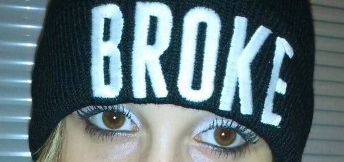 Krisstalcic BROKE Eyes