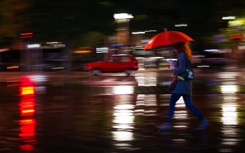 Laka87 Red rain