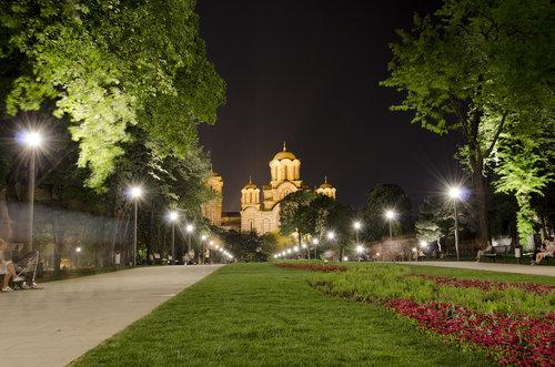 LesaBg St. Mark's Church