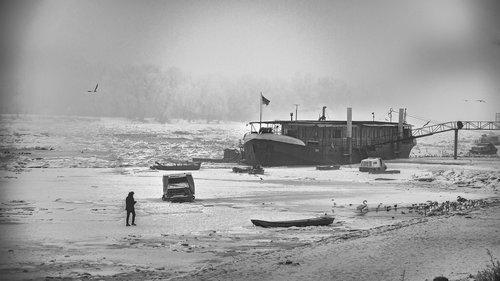 LesaBg Dunav , zima '16. / '17.