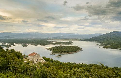 LesaBg Krupačko jezero, Nikšić, Crma Gora