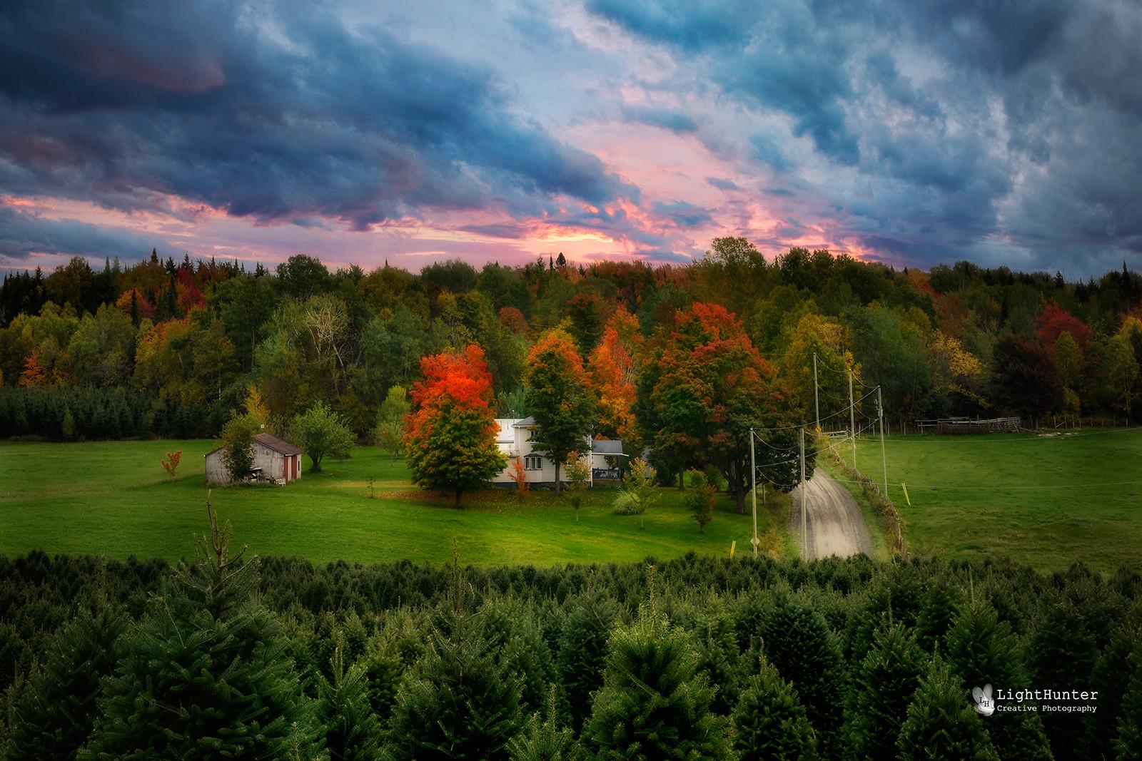 Jesen ... i na nebu i na zemlji ...